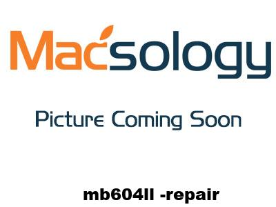 LCD Exchange & Logic Board Repair MacBook Pro 17-Inch Unibody MB604LL