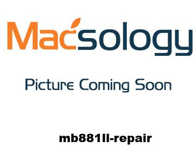 LCD Exchange & Logic Board Repair MacBook 13-Inch Early-2009 MB881LL