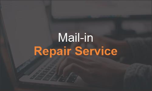 Mail-in Repair Service